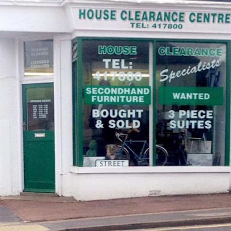 House Clearance Shop